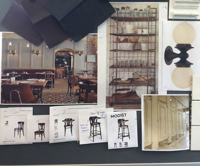 Kitchen Curtains bistro style kitchen curtains : French cafe: A sneak peek at Bartolotta's restaurants at the ...