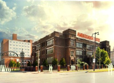 Checking into wisconsin ave school before it becomes for Design hotel wiegand