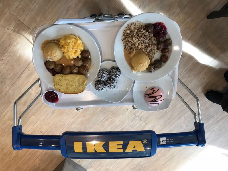 Ikea S Food The Good The Bad And The Meatballs Onmilwaukee