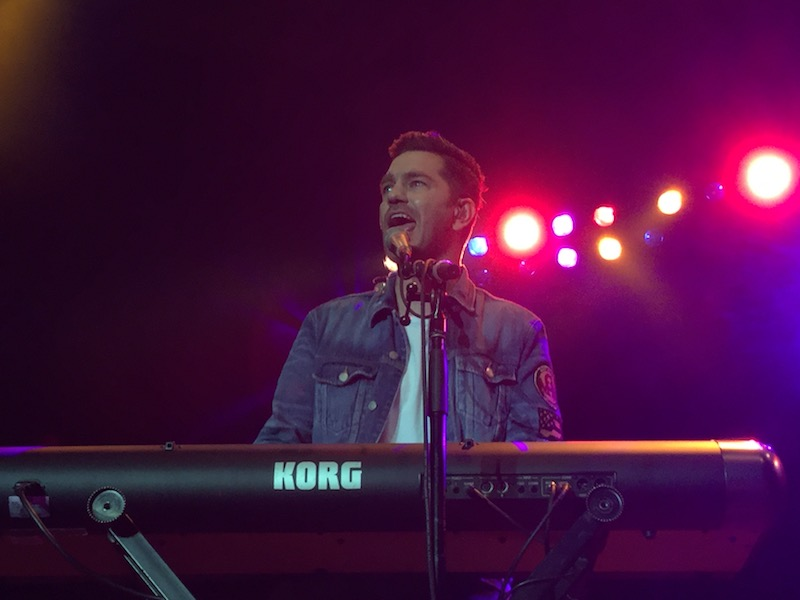 Andy Grammer lives up to expectations at Summerfest 50