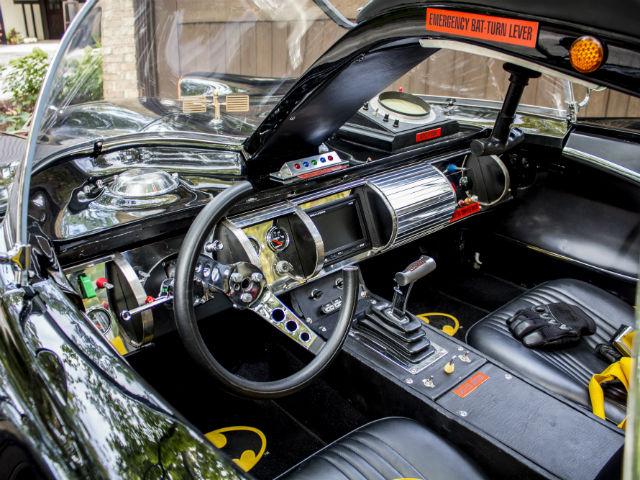Art Car Museum >> Holy nostalgia, Batman! An original Batmobile resides in ...