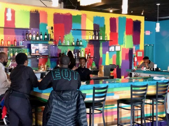 New Jewels Caribbean Restaurant Offers A Taste Of Saint