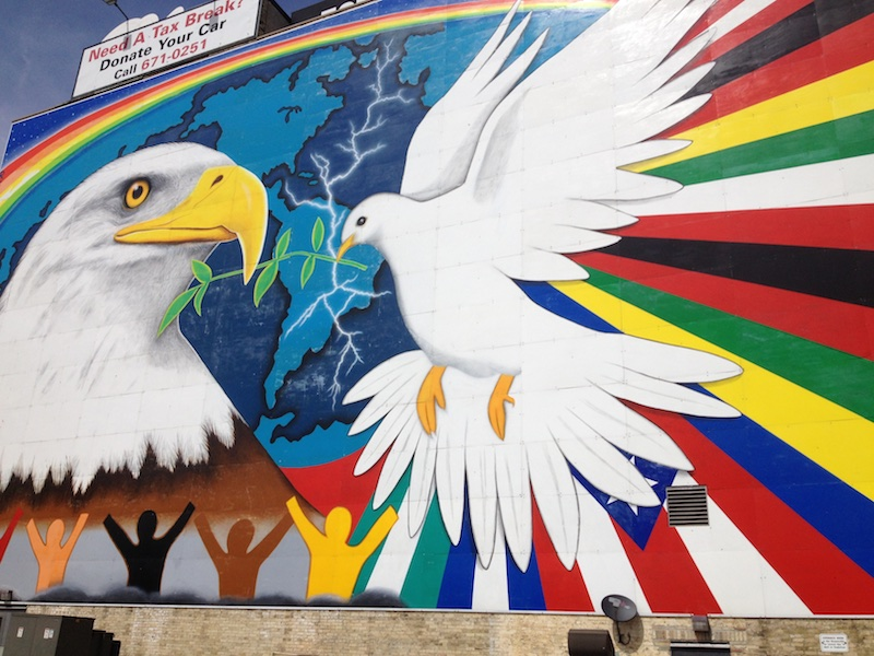 17 striking milwaukee murals onmilwaukee for Mural meaning