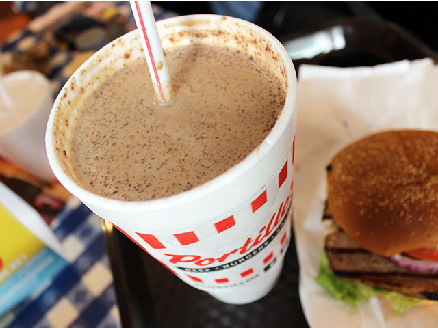 portillos chocolate cake shake does portillo s taste as outside of chicago we dine 6727