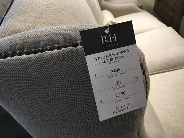 Restoration Hardware Outlet >> First Look Restoration Hardware In The Third Ward Onmilwaukee