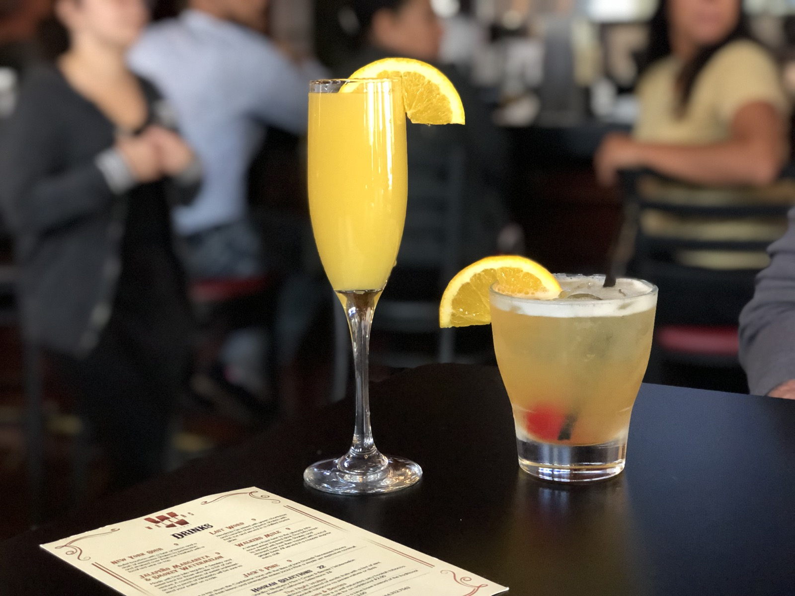 Walker's Lounge offers laid back vibe with cocktails, brunch