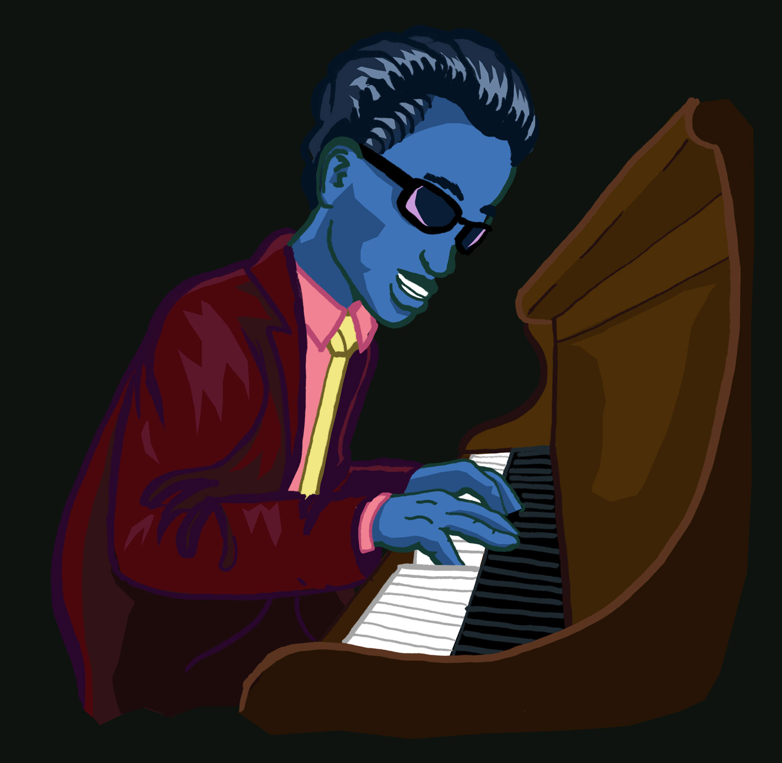 Behind the 8 ball: The story of jazz organist Baby Face