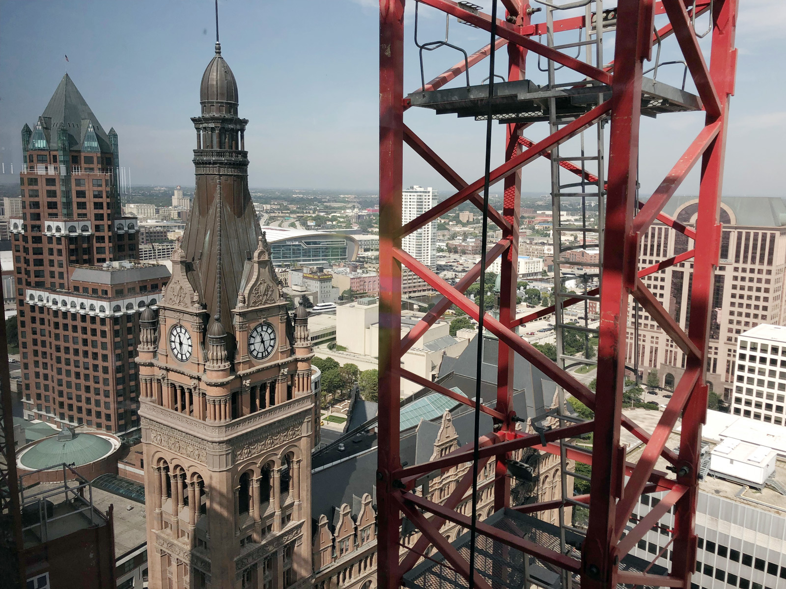Urban Spelunking Irgens Bmo Towers Both Old And New