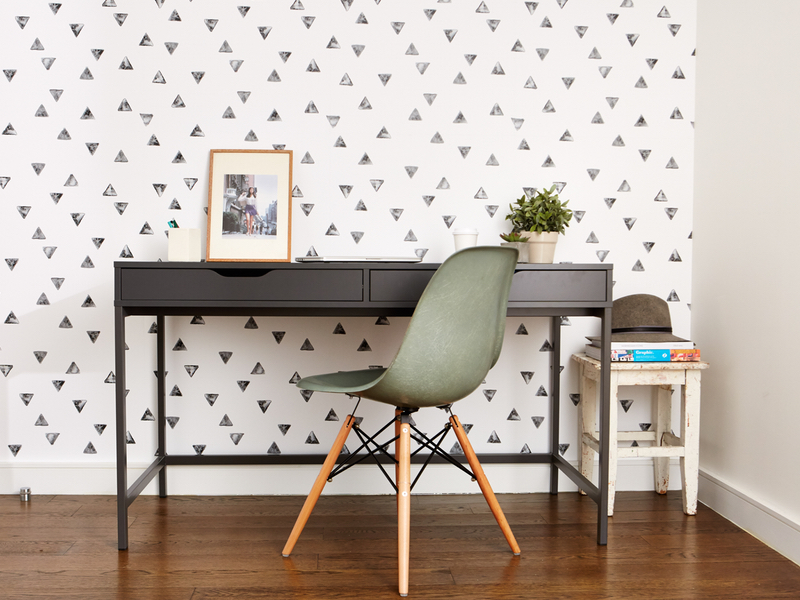 The Whitefish Bay Native Who Now Lives In New York City Started A Business 2013 Called Chasing Paper Offering Removable Wallpaper Thats Easy To
