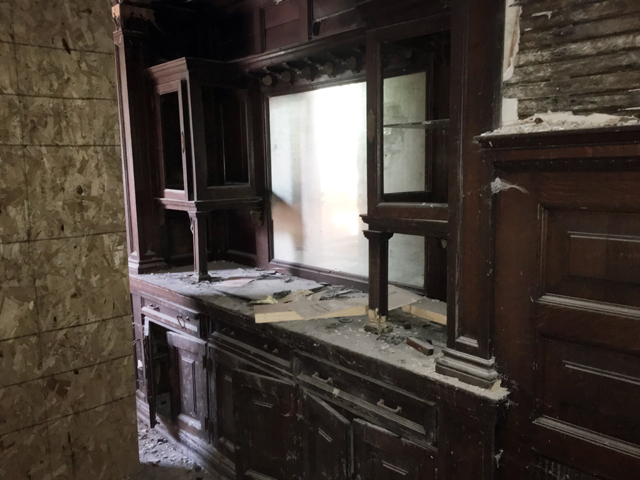 Urban spelunking: H  G  Goll House - OnMilwaukee
