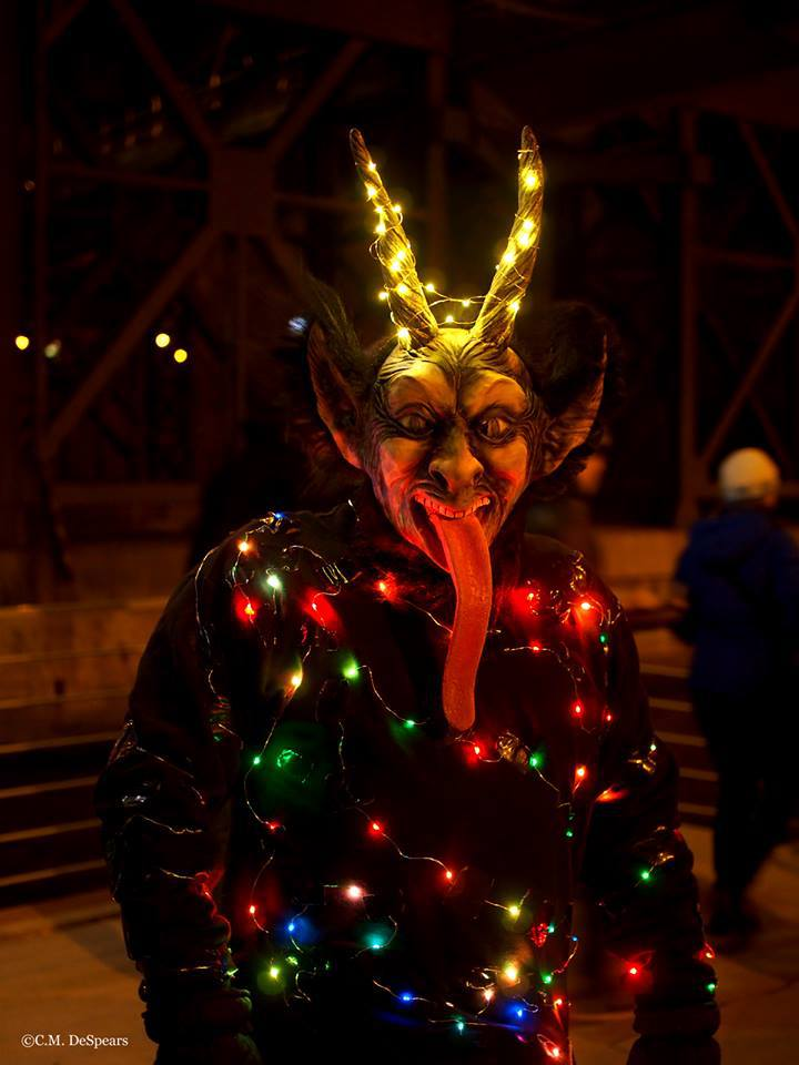 Milwaukee Christmas Parade.Add Milwaukee Krampusnacht To Your Holiday Traditions