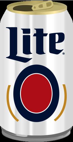 Miller Lite Can LocaMoji