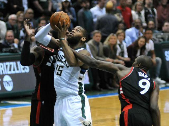Whew! Raptors blow 25-point lead, but beat Bucks 92-89