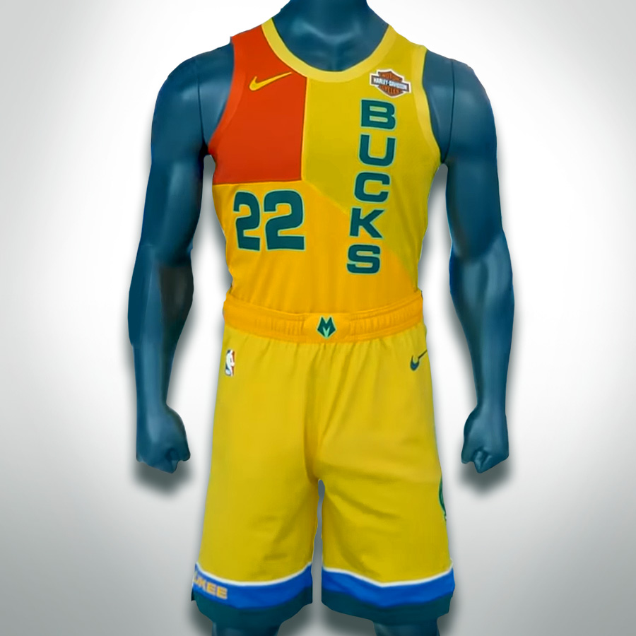 af3a0a6248bd The new Bucks City Edition uniforms are loud and secretly great ...