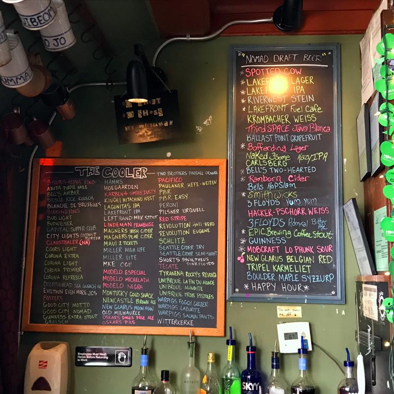 Hidden gem: Nomad World Pub - OnMilwaukee
