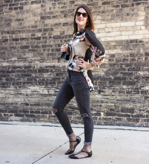 204718fdcc5 7 questions for Milwaukee fashion blogger Katherine Clemins ...