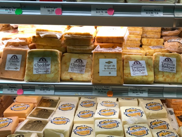 Burning Through Brew City: Wisconsin Cheese Mart's spicy