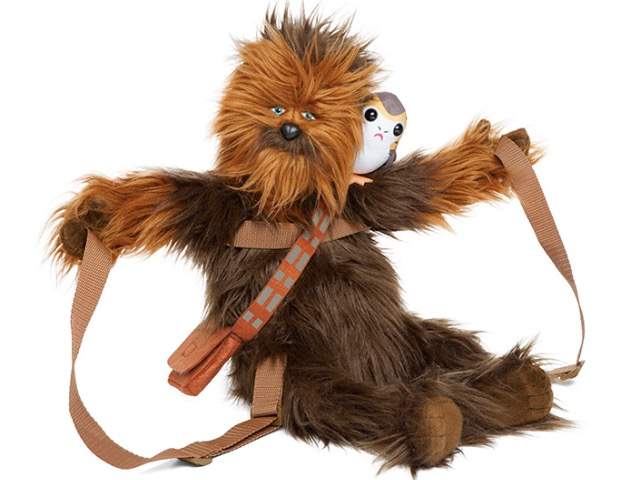 Action Plush PORG STAR WARS The Last Jedi best buy exclusive animatronic talking