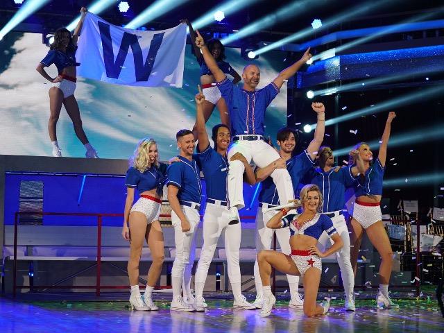 Why Rashad Jennings Should Win 'Dancing with the Stars' Season 24