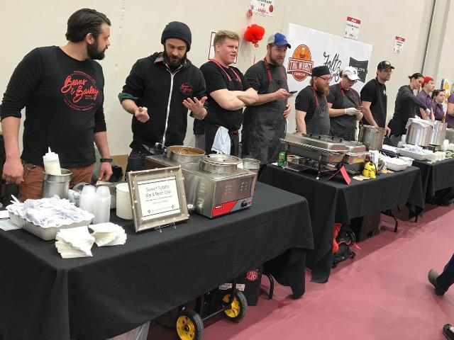 WMSE's Rockabilly Chili Fundraiser