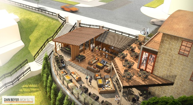 View Mke Sets Opening Date For New The Back Yard Patio