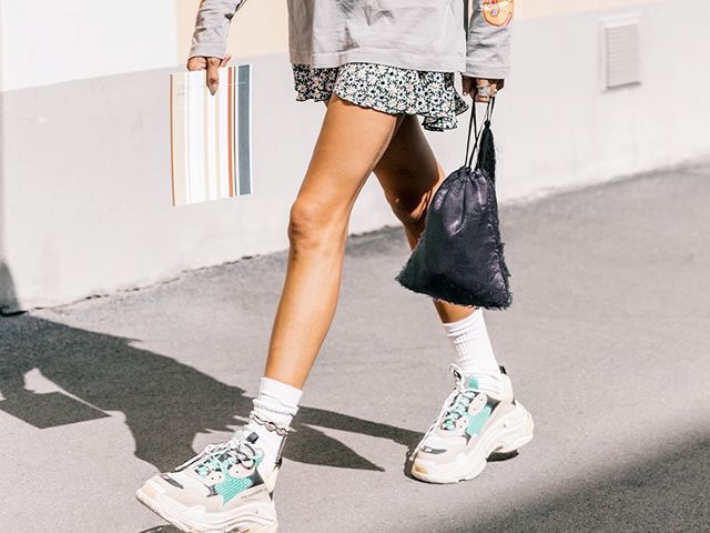 be5f54a4d48d7 This trend is here to stay for the rest of the year. The chunky  90s dad  sneaker is a staple for the season – and even if you re not a fan