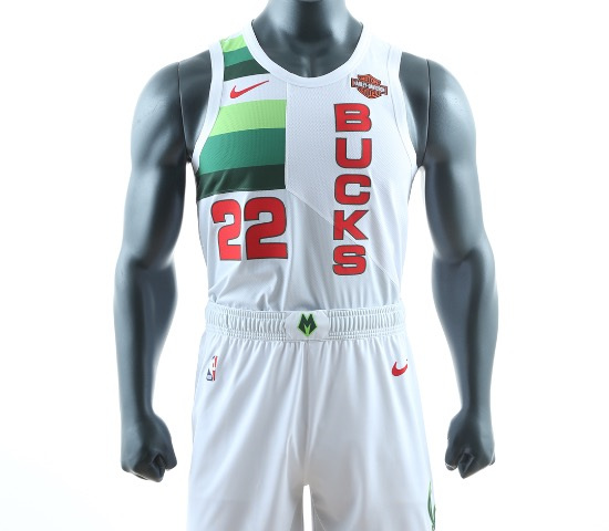 outlet store 54eca d2ff4 Another new Bucks alternate jersey was unveiled - and it ...