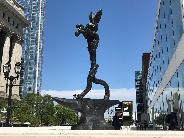 Here's where to find all of the Sculpture Milwaukee 2019 art pieces