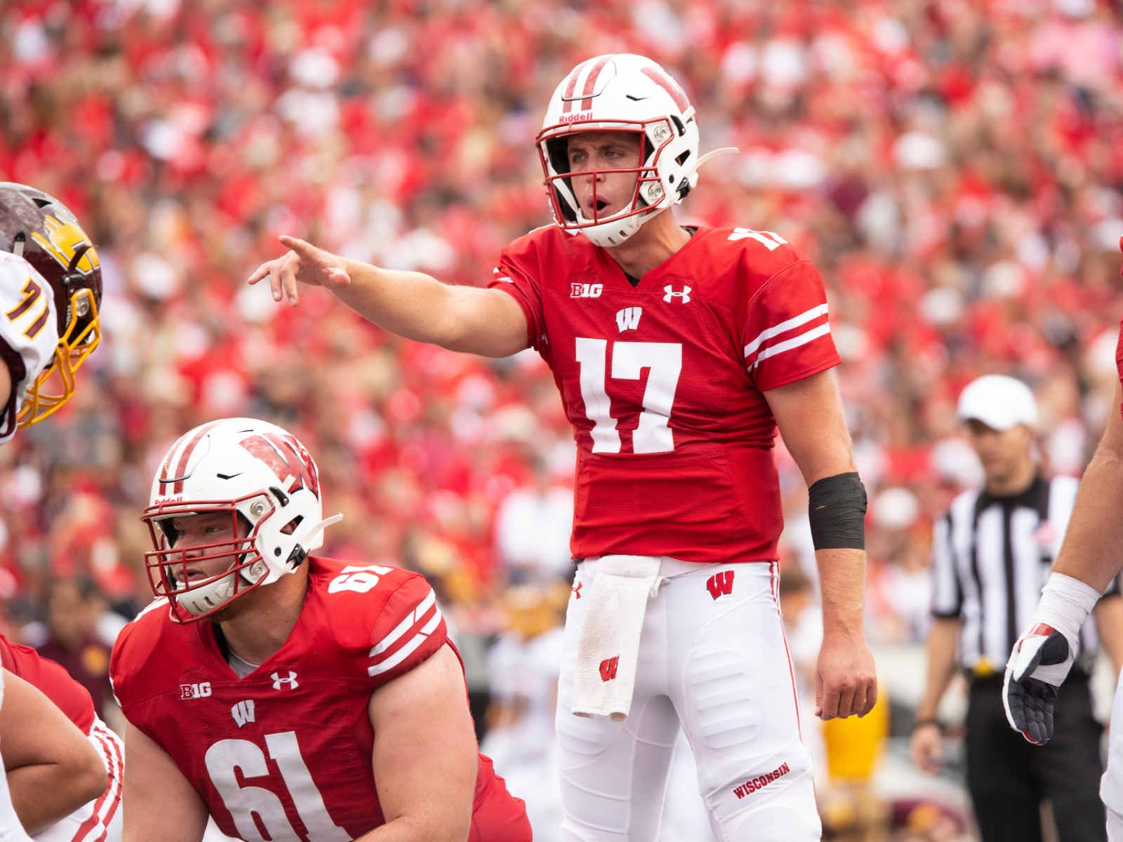 5 Takeaways From The Badgers Home Opener Against Central
