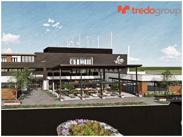 Ballpark Commons to open experiential, Topgolf-type indoor