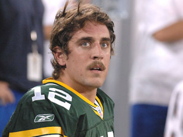 premium selection 9834d 682d8 See the 12-year evolution of handsome Aaron Rodgers in new ...