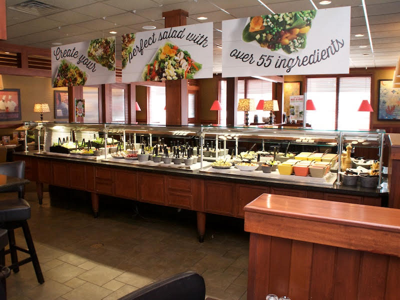 Milwaukee salad bar guide 2019 onmilwaukee - Ruby tuesday garden bar and grill ...
