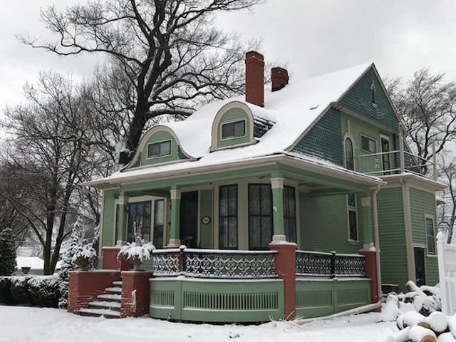 Stunning historic house for sale in Cudahy is anything but