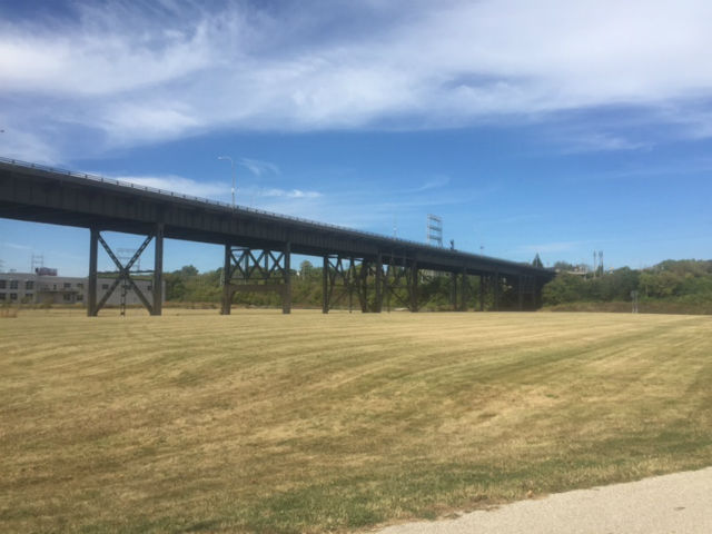 Owned By The Redevelopment Authority Of The City Of Milwaukee, That Space,  Approximately 13 Acres Under The 35th Street Viaduct Along Canal Street In  The ...