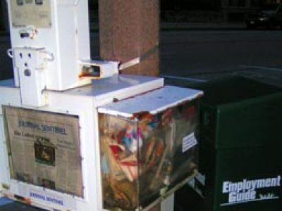 This Sucks: News boxes litter our city