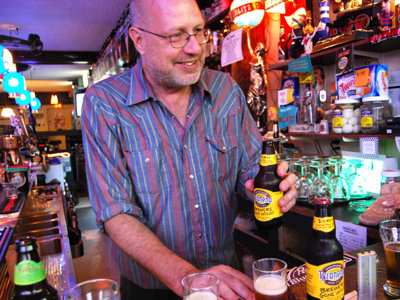 Bomb Shelter club offers bang for your beer buck