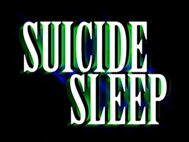 """Suicide Sleep"" is currently running at The Alchemist Theatre."