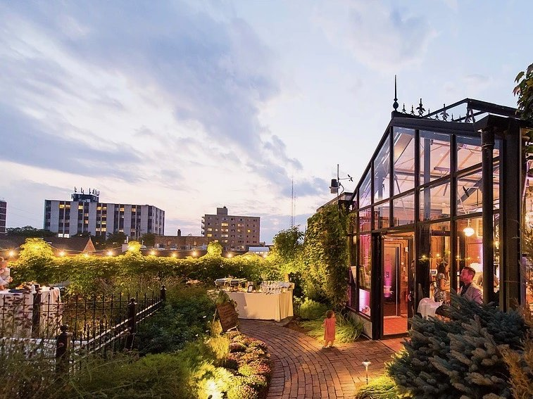 Get Ready For Summer Camp Rooftop Bar And Patio In