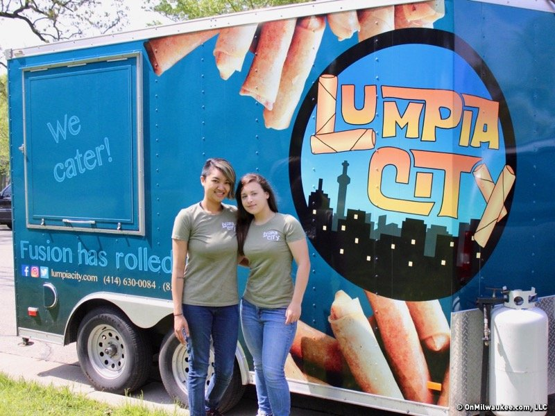 Lumpia City Food Truck Milwaukee