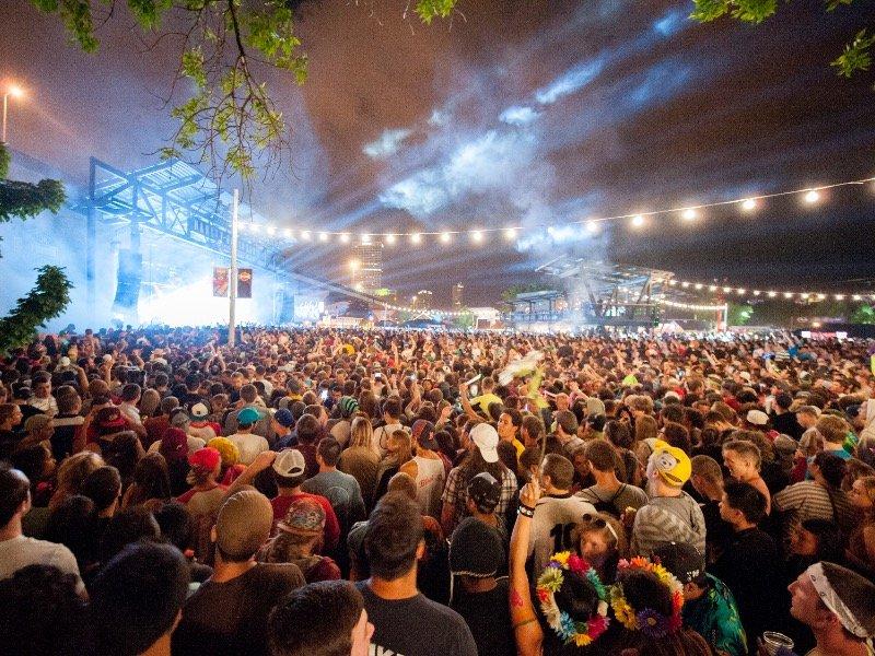 Coachella concert