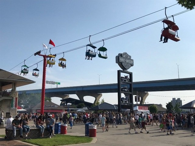 Summerfest announces discounted 5-day passes, $5 Throwback