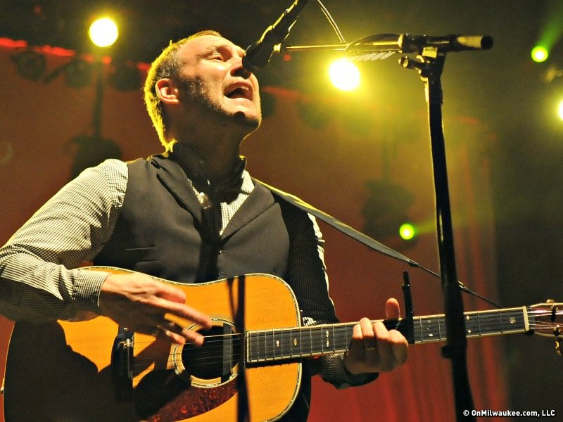 The passionate David Gray. (Photo by David Bernacchi)
