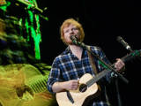 Ed Sheeran delights a sold out Marcus Amphitheater