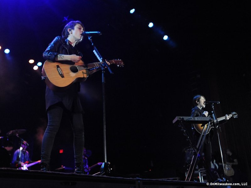 Tegan and Sara: poppier and all grown up.