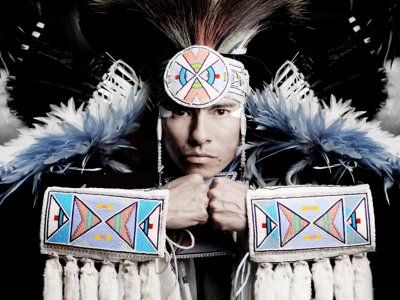 Rapper Supaman talks Standing Rock and mixing Native traditions with new beats