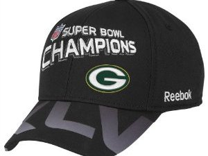 The official Super Bowl Champions hat.