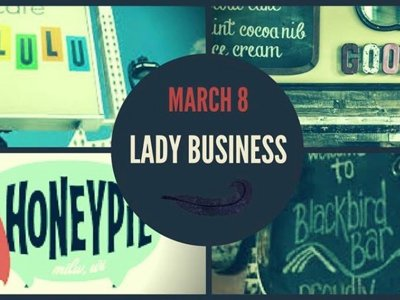 City-wide Lady Business initiative slated for Wednesday, March 8