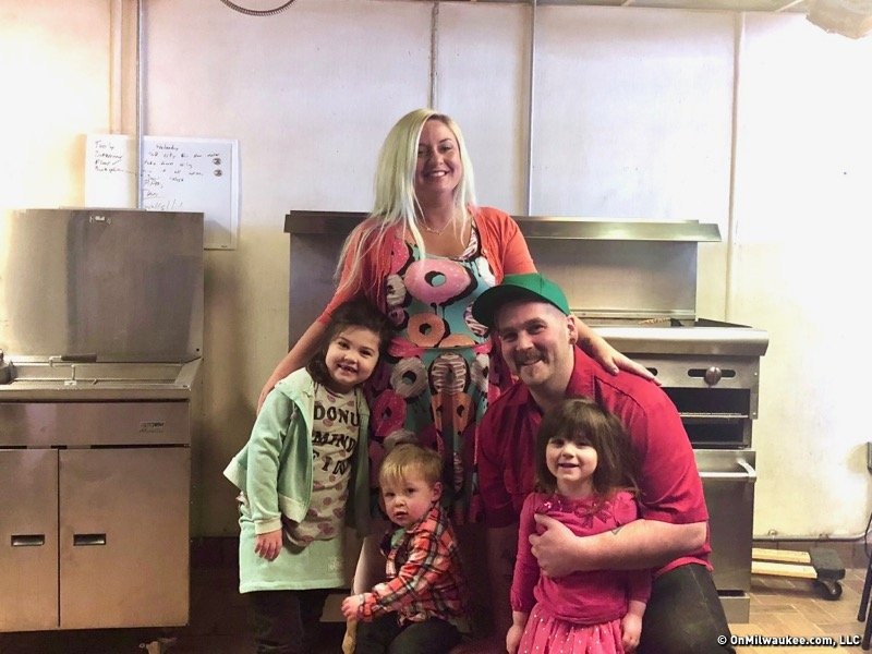 Family at the heart of forthcoming Sweet Ring's doughnut