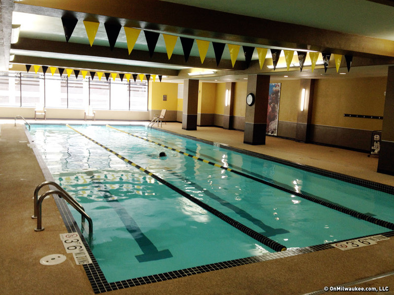Diving into to a new attempt at fitness for Fitness first gyms with swimming pools