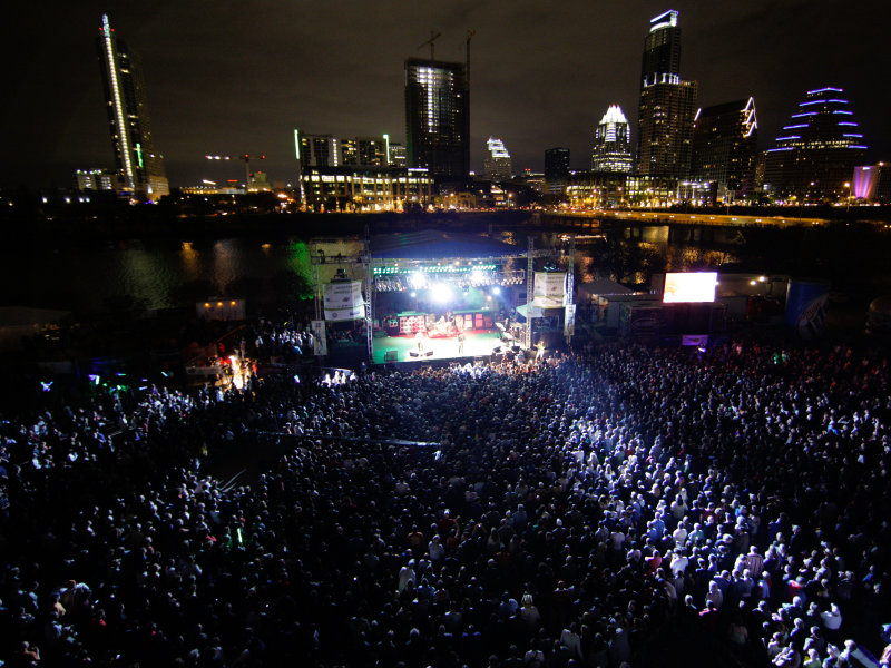 What Is SXSW?   About South by Southwest